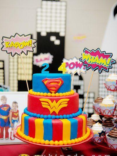 Festa-Super-Heroi-Mesa-Bolo
